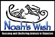 Noah's Wish - Rescuing and Sheltering Animals in Disasters