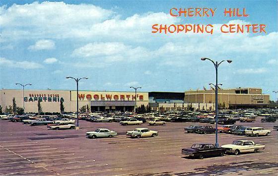 Cherry Hill Inn and Shopping Center History
